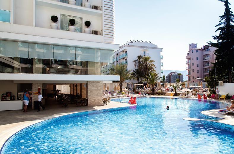 Early bird: 8-daagse luxe 5* all inclusive @ Turkije   April 2020 €469,-