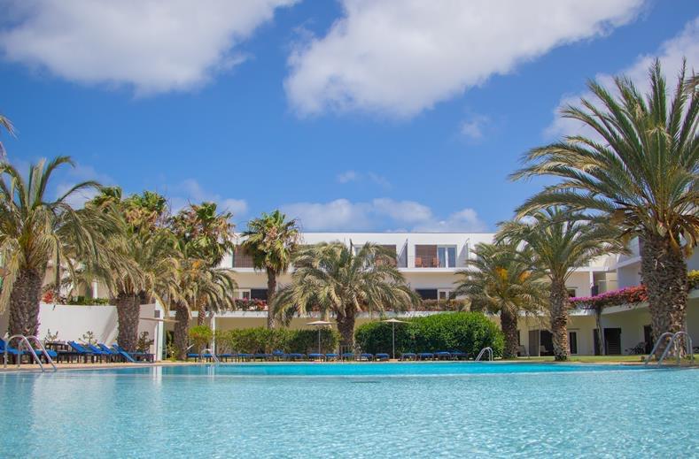 8 dagen zon @ Kaapverdië   Met 4* verblijf en dagelijks ontbijt €564,-
