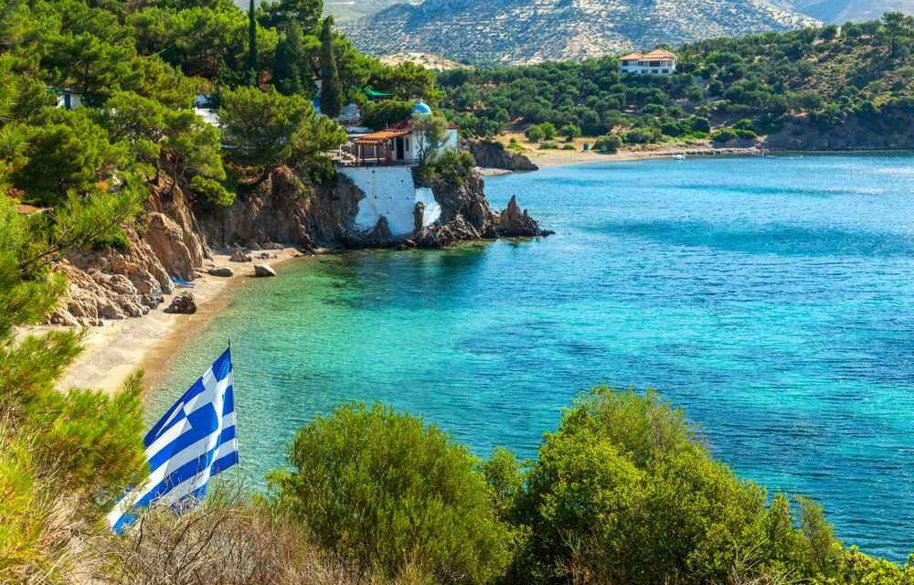 8 dagen genieten @ Lesbos in de zomervakantie | Incl. ontbijt €256,-