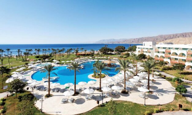 Super last minute Egypte | 5* Mövenpick met all inclusive €289,-