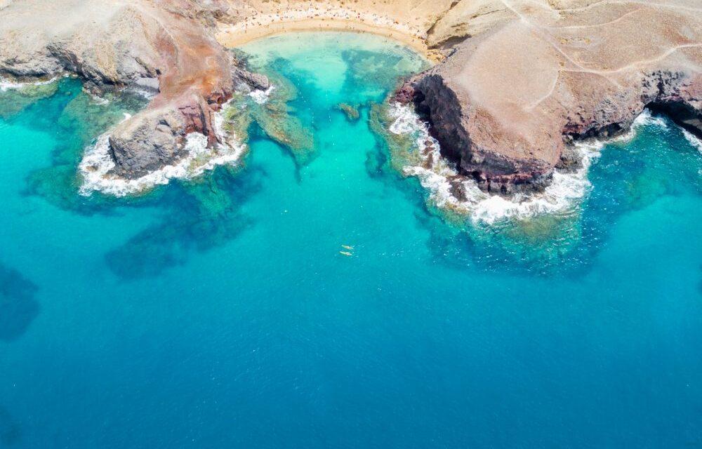 Yes! Let's go @ Lanzarote | 8 dagen zon met vlucht & verblijf nu €302,-