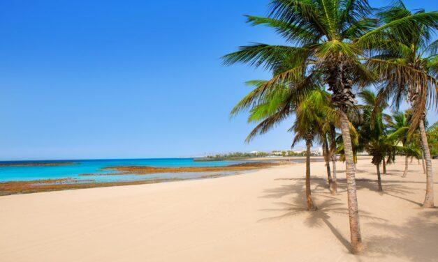 8 heerlijke dagen zomerzon op Lanzarote €280,- | Augustus 2020
