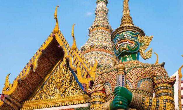 Last minute naar het mooie Bangkok | Incl. ontbijt nu €549,- p.p.