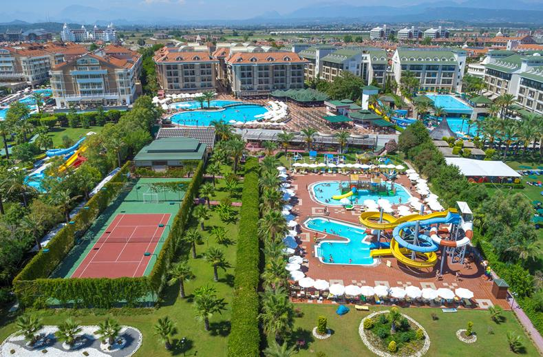Wow! 5* super-de-luxe Turkije €287,- | All inclusive april 2020 deal