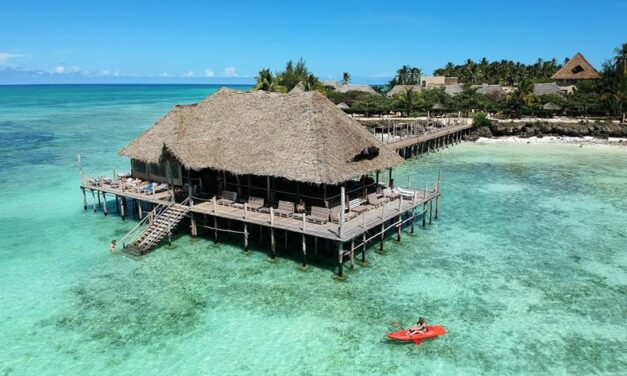Last minute 9-daagse zonvakantie @ Zanzibar | All inclusive deal €847,-