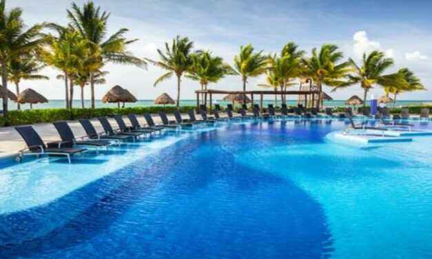 Super-de-luxe all inclusive Mexico   Incl. 5***** verblijf slechts €823,-