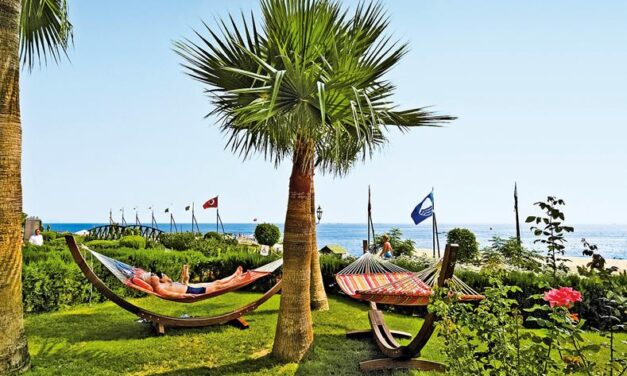 Luxe 5* Fame Residence Kemer & Spa @ Turkije | All inclusive €430,-
