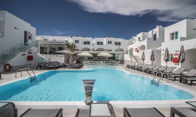 BI-ZAR! Luxe 4* getaway @ Lanzarote €125,-   Incl. vluchten & verblijf