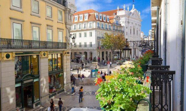 4-daagse stedentrip @ Lissabon | Slechts €153,- p.p. incl. ontbijt