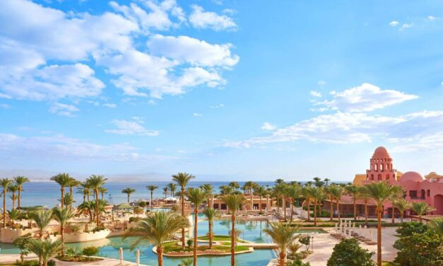 Super last minute Egypte | 8 dagen all inclusive in luxe 4* hotel €264,-