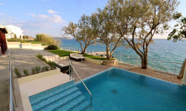 4* Kroatië deal | 8 dagen in een top verblijf aan zee (9,5/10) €166,-