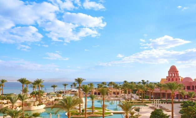YES! Super last minute zonvakantie @ Egypte | 4* All inclusive deal €344,-
