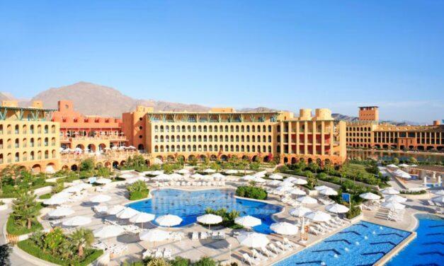 Aan luxe geen gebrek @ EGYPTE | 5* met all inclusive nu slechts €324,-