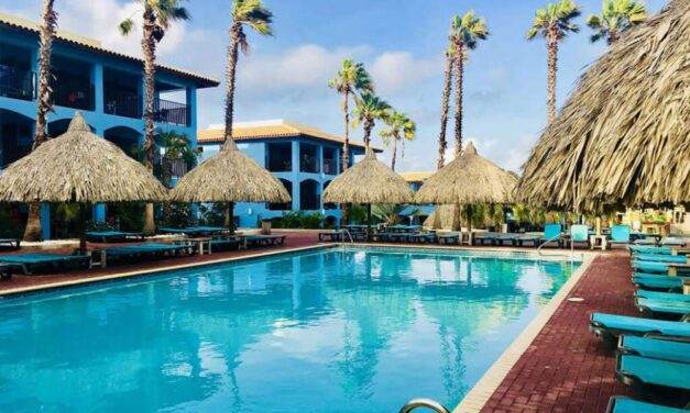Super last minute deal @ Curacao | 4**** all inclusive slechts €637,-
