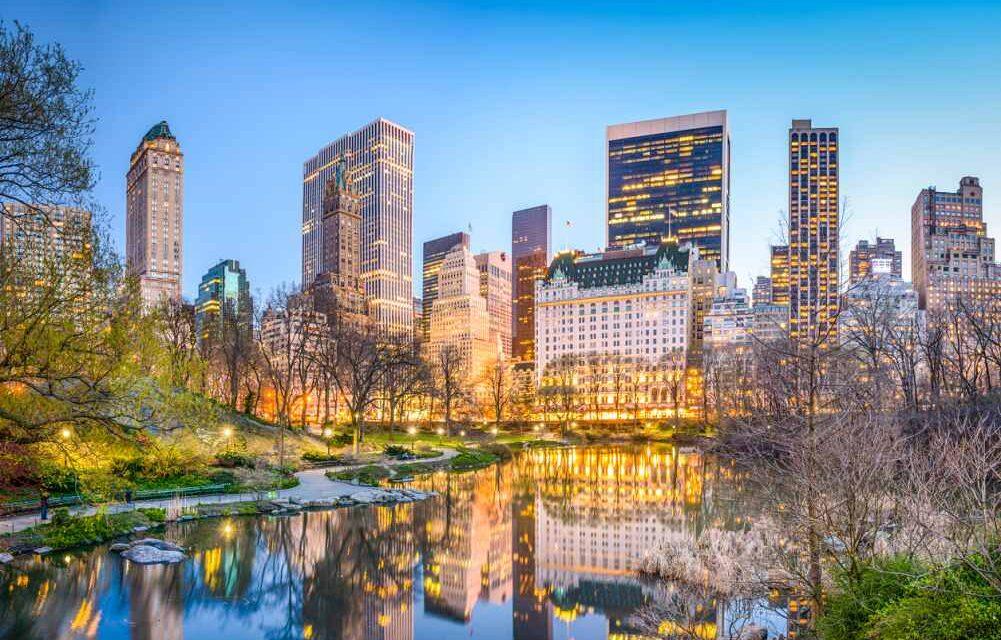 5 dagen naar magisch New York   Incl. vlucht & hotel (8,3/10) €490,-