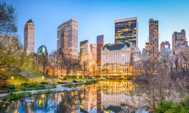 5 dagen naar magisch New York | Incl. vlucht & hotel (8,3/10) €490,-