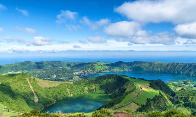 4**** vakantie Azoren incl. huurauto voor €549,- | Early bird 2020