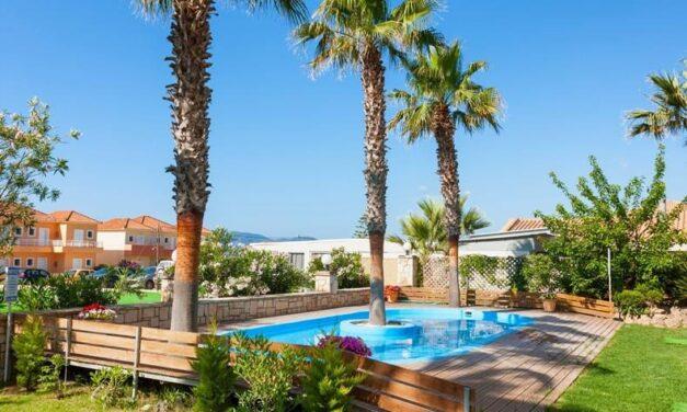 4* TUI SUNEO @ Zakynthos   8 dagen all inclusive deal €491,-