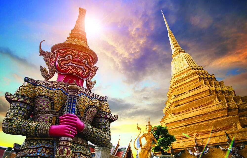 9-Daagse 4* vakantie @ Thailand   Incl. vlucht & verblijf voor €625,-