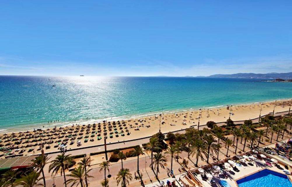 4* all inclusive Mallorca €377,- | Luxe hotel aan Playa de Palma strand