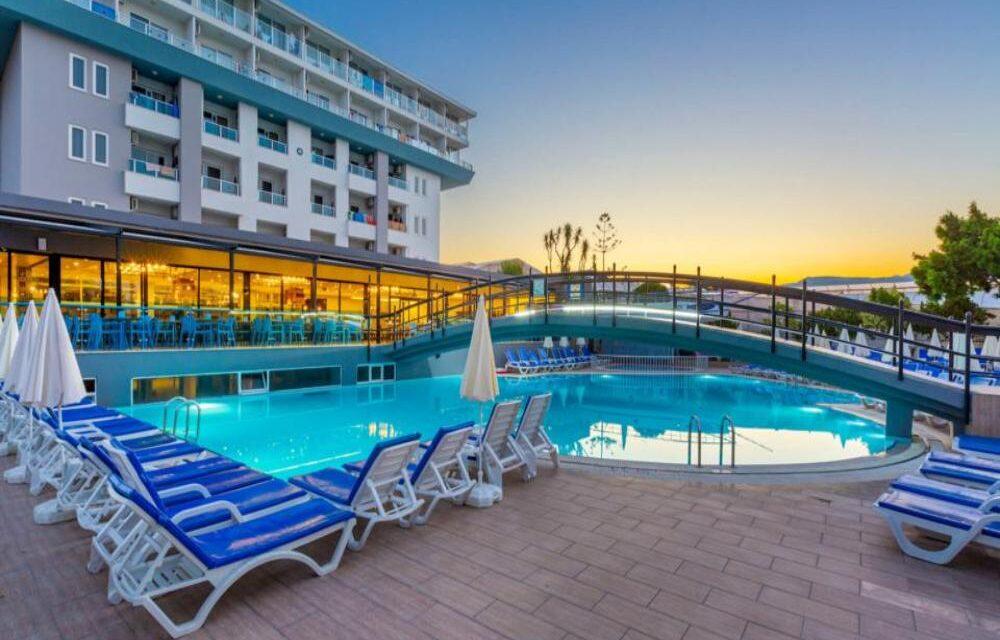 All inclusive Turkije voor €294,- | 8 dagen in 4* hotel met privéstrand