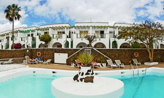 Last minute 8-daagse zonvakantie @ Lanzarote | All inclusive deal €450,-