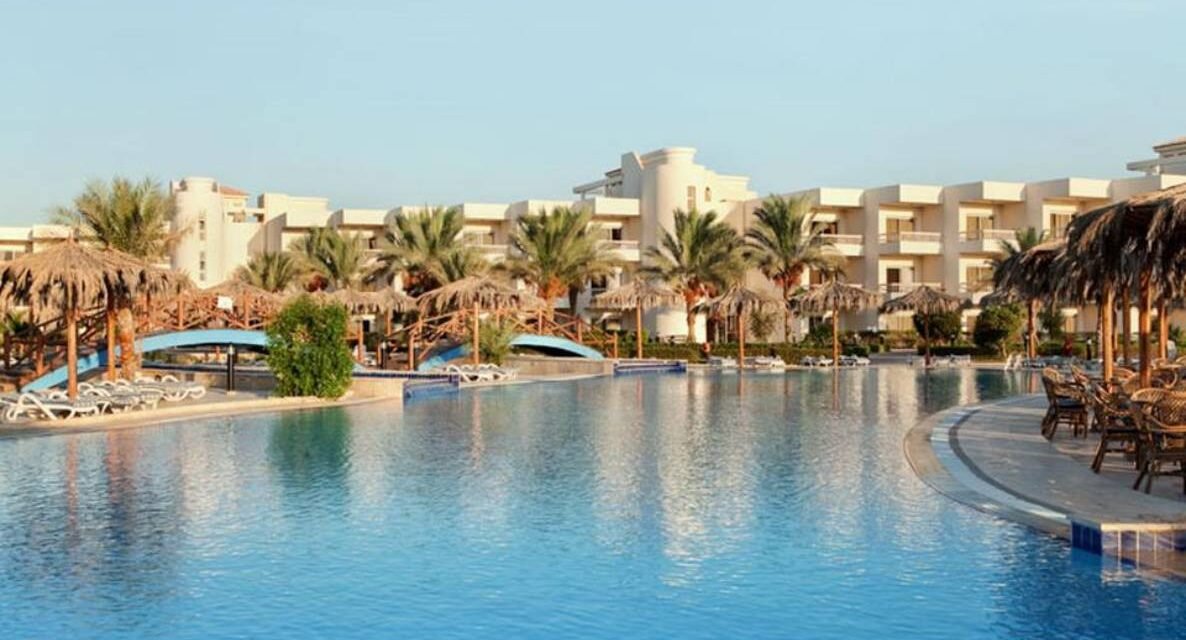 Super last minute 4* Egypte | All inclusive aan 't privéstrand €239,-