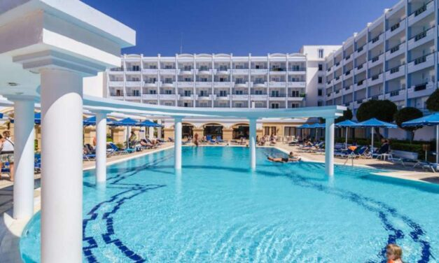 5* Mitsis Grand @ Rhodos   Ultra luxe all inclusive in april 2020 nu €499,-