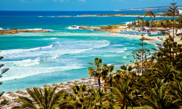 8 Dagen genieten op Cyprus | Incl. vlucht, transfers & verblijf nu €292,-