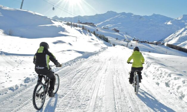 VET! Wintersport op z'n Nederlands | Op een stalen ros door de sneeuw