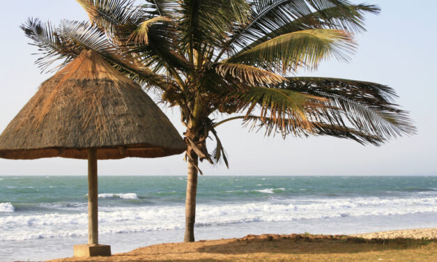 Last minute Gambia incl. ontbijt nu €399,- | Hotel direct aan 't strand