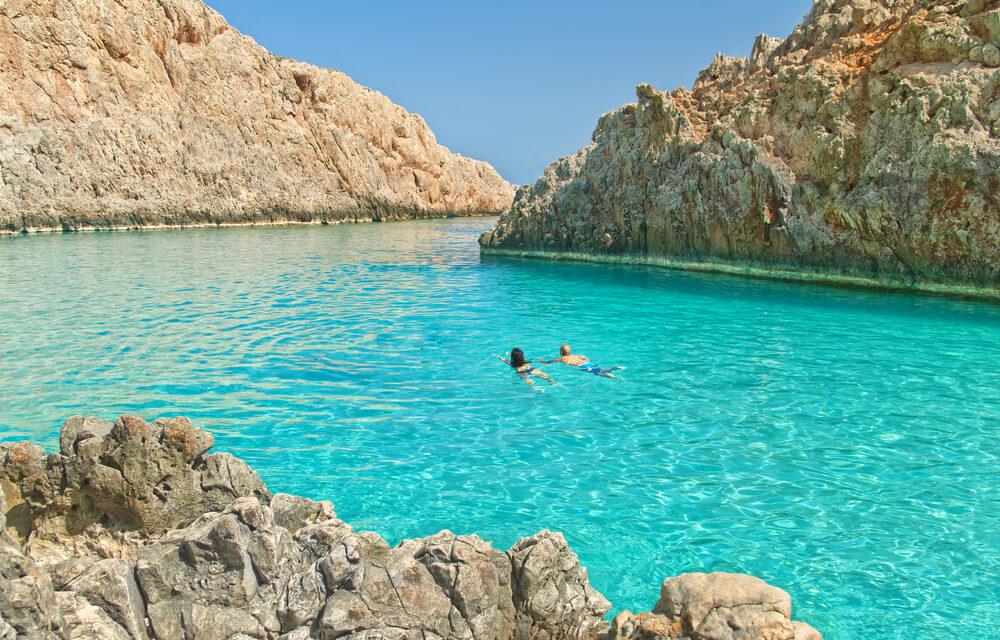 8-Daagse vakantie @ Kreta | Incl. vlucht, transfers & topverblijf €281,-