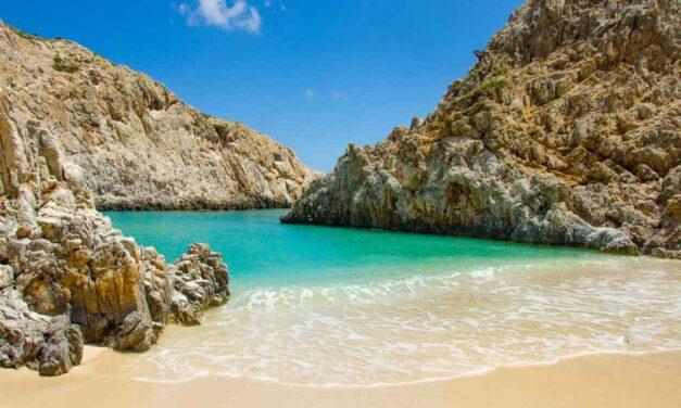 Goedkope vakantie Kreta | 8 dagen zon, zee en strand voor €182,- P.P.