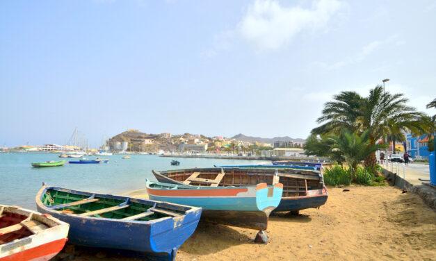 No stress @ Kaapverdië | 8-daagse zonvakantie voor maar €451,- p.p.