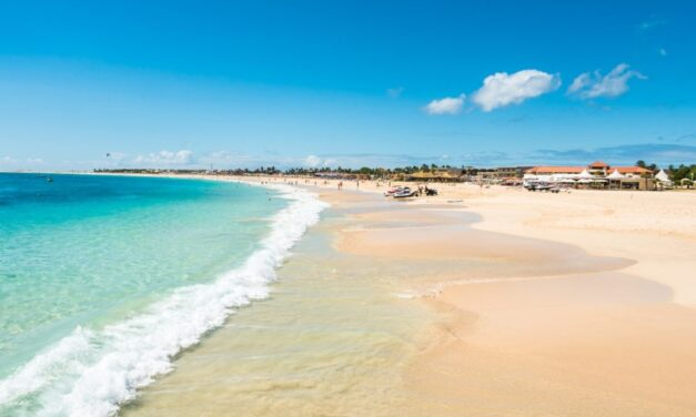 8 Dagen zonnen op Kaapverdië | Complete reis nu met 62% korting!