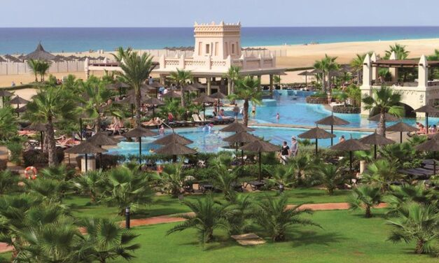 Super-de-luxe 5* RIU hotel Kaapverdië | Met all inclusive nu €699,- P.P.