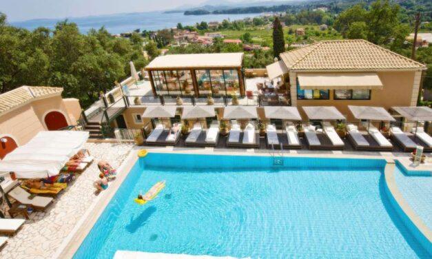 WOW! 9 dagen genieten @ Corfu | Vluchten + 4* verblijf €173,- p.p.