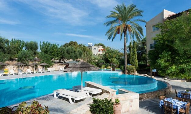8-Daagse vakantie @ Cyprus | Incl. vlucht, transfers & verblijf €319,-