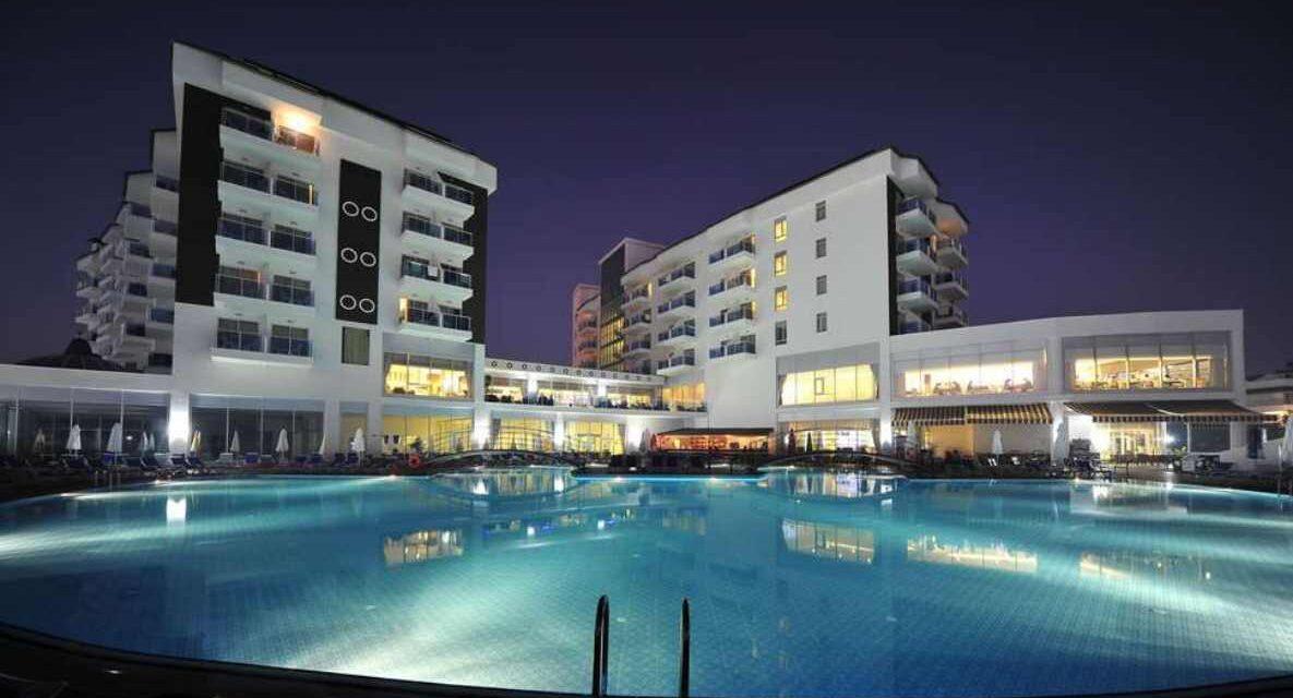 Zonvakantie in de Turkse Rivièra   All inclusive in 5* hotel €278,-