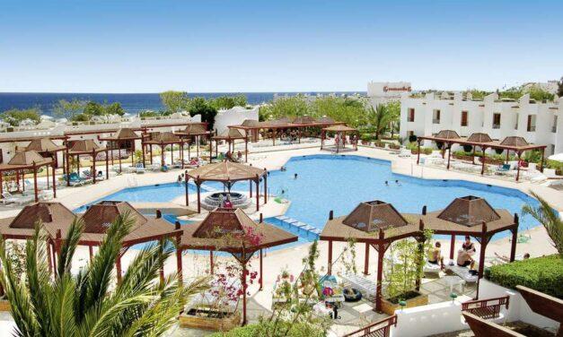 Super last minute Egypte incl. ontbijt + diner €394,- | Resort aan 't strand