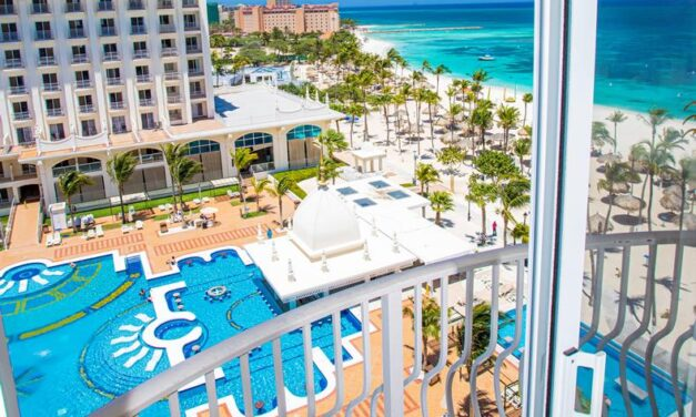 Droomvakantie: 5* RIU Palace Aruba | All inclusive deal aan Palm Beach