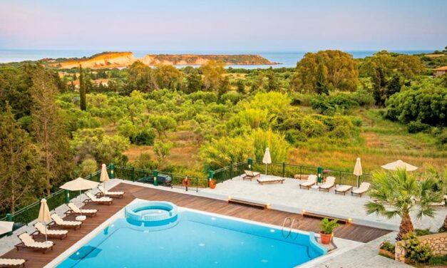 WOW! 4* Zakynthos nu €183,- p.p. | 8 dagen incl. vlucht, ontbijt & meer