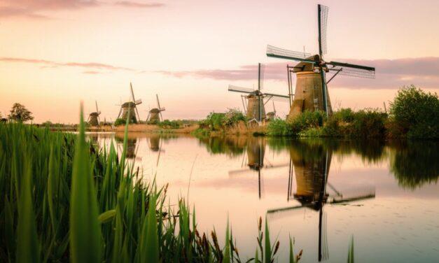 Dit zijn de 8 mooiste plekken van Nederland om te bezoeken!