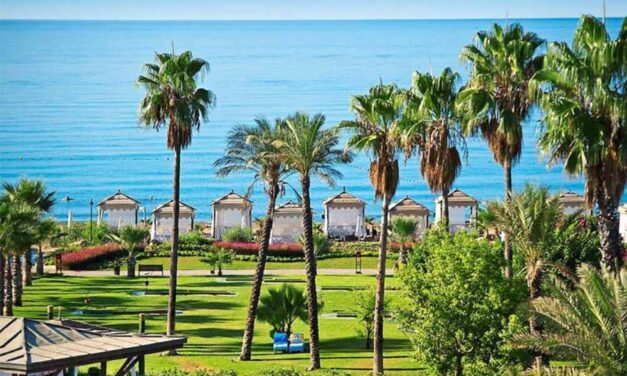 5* All inclusive verblijf @ de Turkse Rivièra | Last minute deal: €351,-