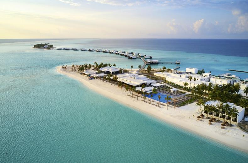 Uniek: 4* RIU Atoll Malediven | Ultra luxe all inclusive €1499,- p.p.