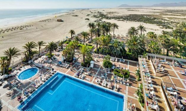 All inclusive @ Fuerteventura | Verblijf in luxe RIU-resort €551,-