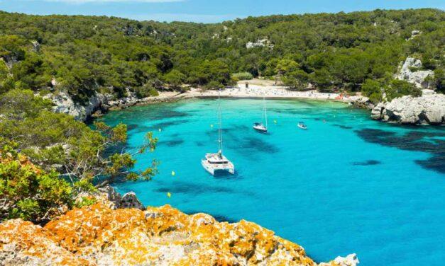 8 dagen naar zonnig Menorca   Incl. vluchten & verblijf + ontbijt €271,-
