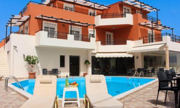 Luxe 4* vakantie op Kreta | 8 dagen in oktober 2020 slechts €249,-