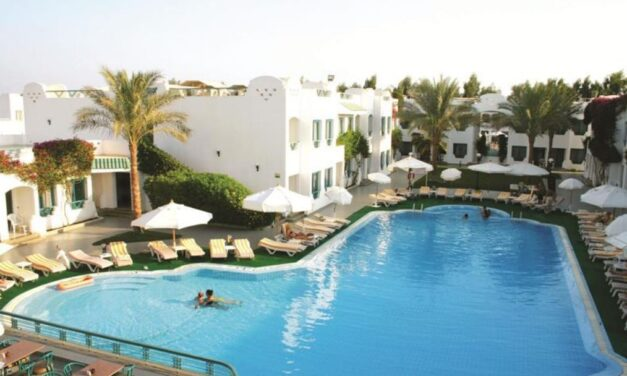 All inclusive genieten in Egypte   8 dagen incl. vluchten & verblijf €373,-
