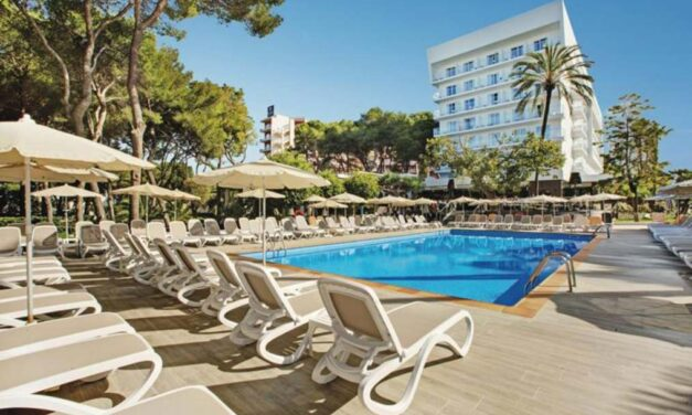 BI-ZAR! 4**** RIU hotel @ Mallorca €456,- | 8 dagen incl. halfpension
